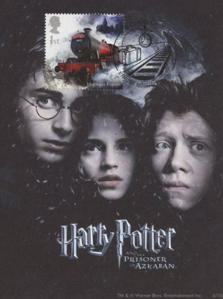 Harry Potter, Postcard