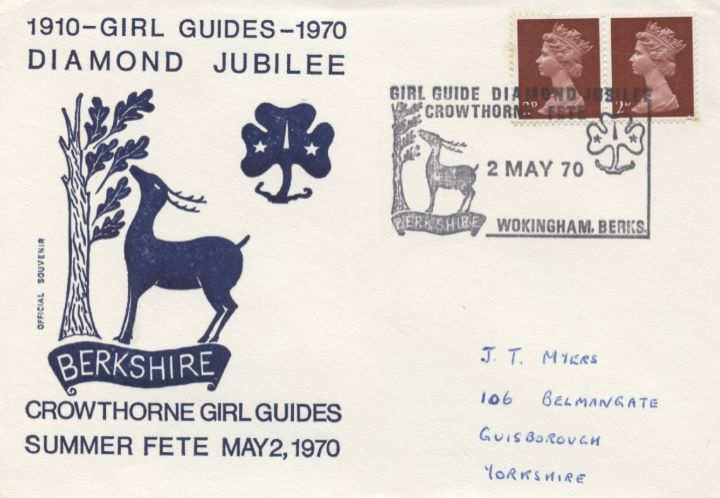 Girl Guides, Diamond Jubilee