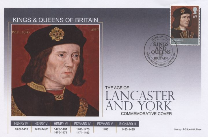 Lancaster & York, Richard III