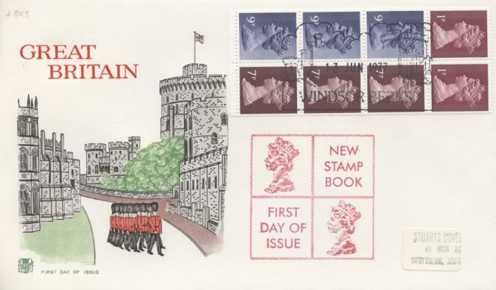 Vending: New Design: 50p, Windsor Castle
