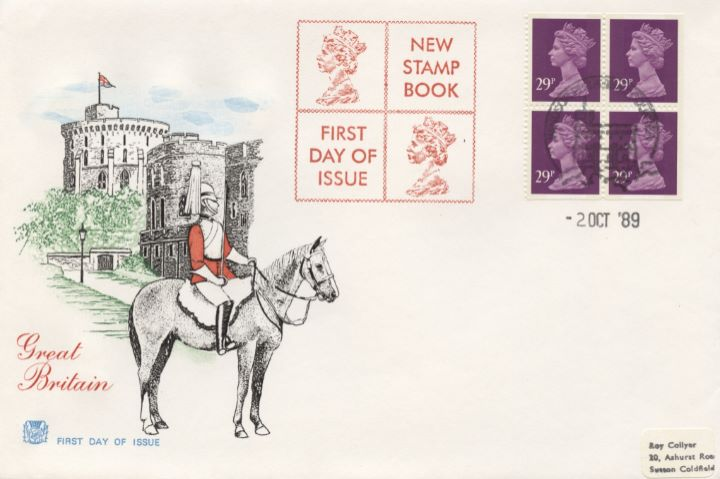 Window: Airmail: £1.16, Great Britain