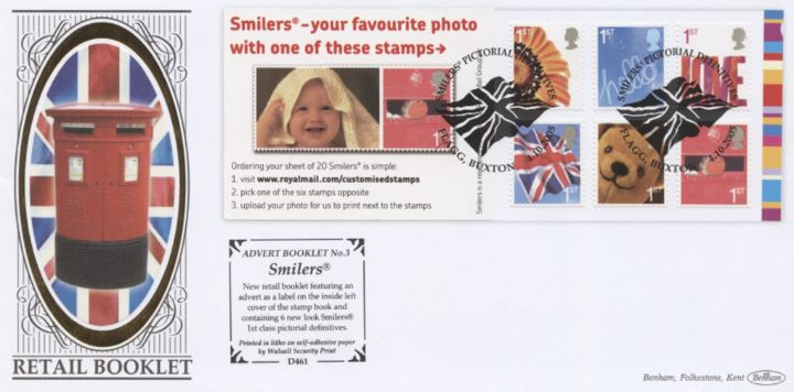 Smilers Small Format, Pillar Box