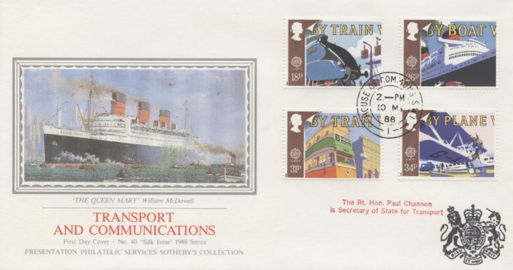 Transport, The Queen Mary