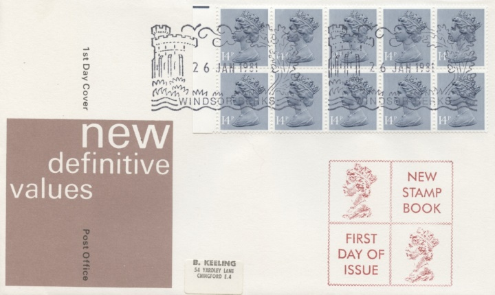 Counter: New Design: £1.40 Ind.Arch. 5 (Preston Mill), New Defins