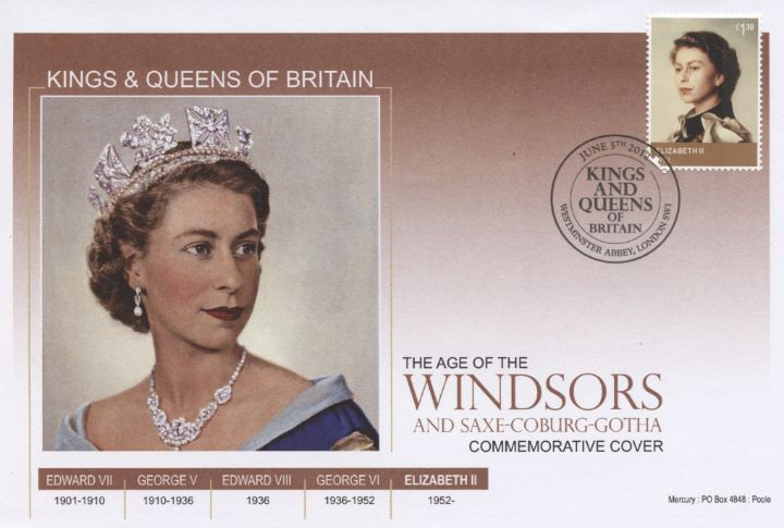 Windsors, Elizabeth II