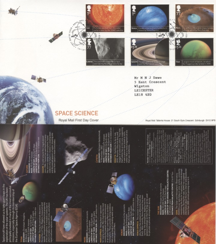 Space Science, The Earth