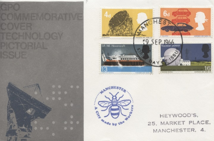 British Technology, Manchester Bee Cachet