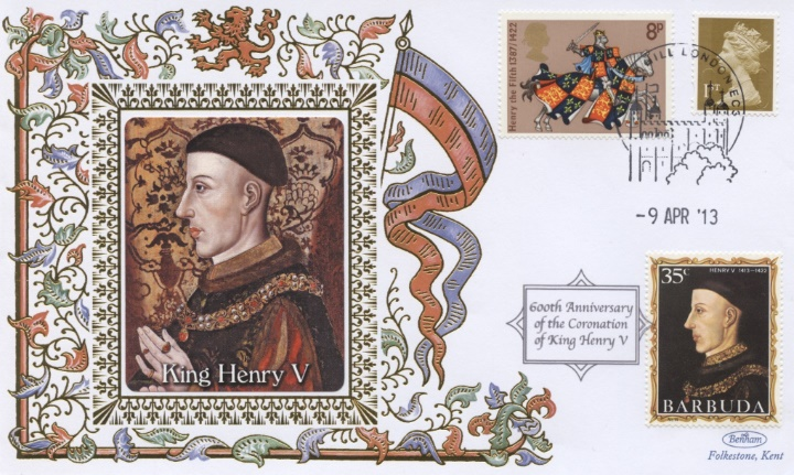King Henry V, 600th Anniversary