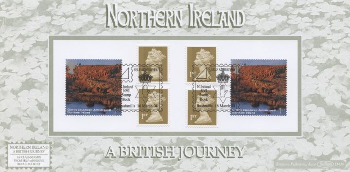 Self Adhesive: Northern Ireland - A British Journey, Northern Ireland