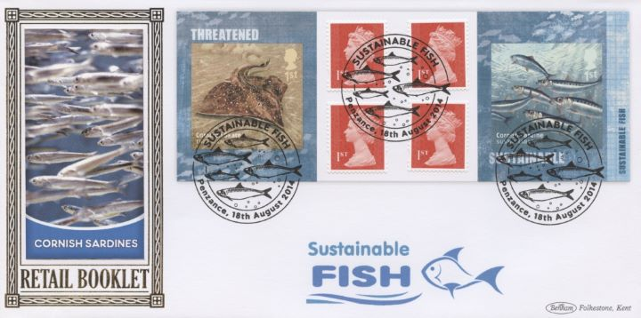 Self Adhesive: Sustainable Fish, Cornish Sardines