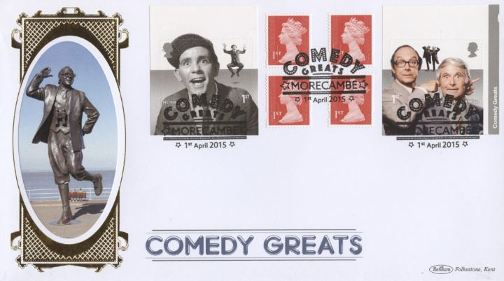 Self Adhesive: Comedy Greats, Morecambe