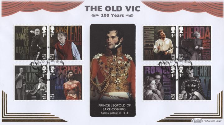 The Old Vic, Prince Leopold