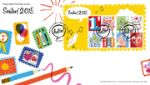 Smilers Refresh: Miniature Sheet Bright stamps
