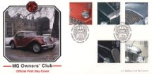 01.10.1996 Classic Cars MG Owners' Club Bradbury