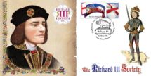 22.03.2015 Reconstruction of Richard III Richard III Bradbury, BFDC RIII No.12