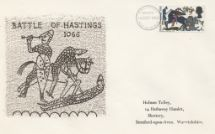 14.10.1966 Battle of Hastings Death of King Harold Holmes Tolley