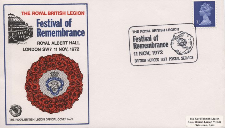 The Royal British Legion, Festival of Remebrance