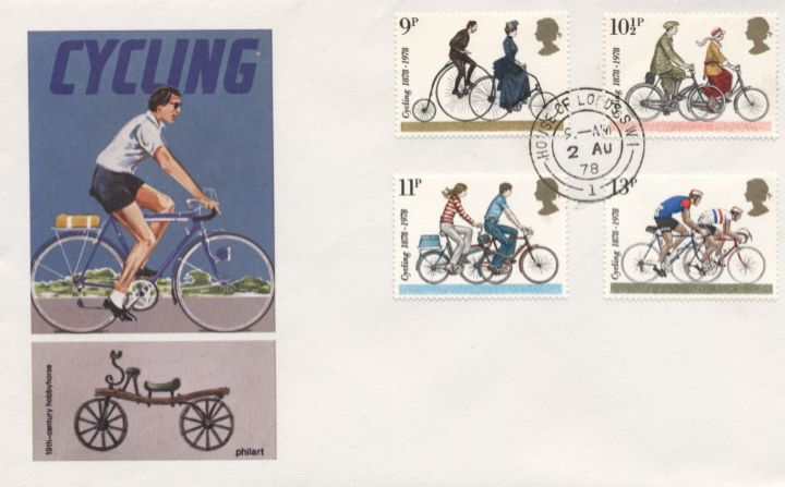 Cycling Centenaries, Cycling past & present