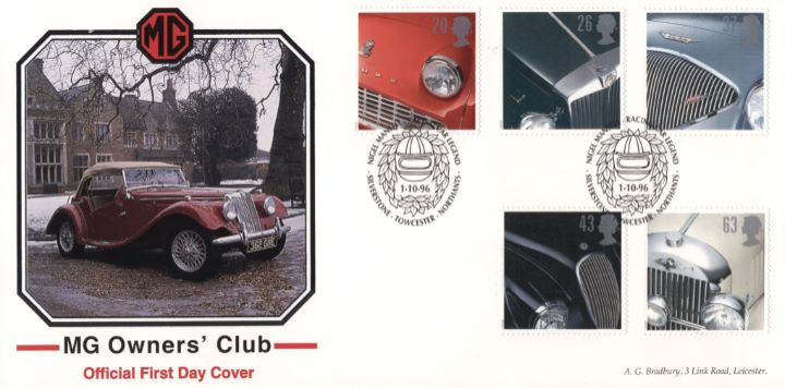 Classic Cars, MG Owners' Club