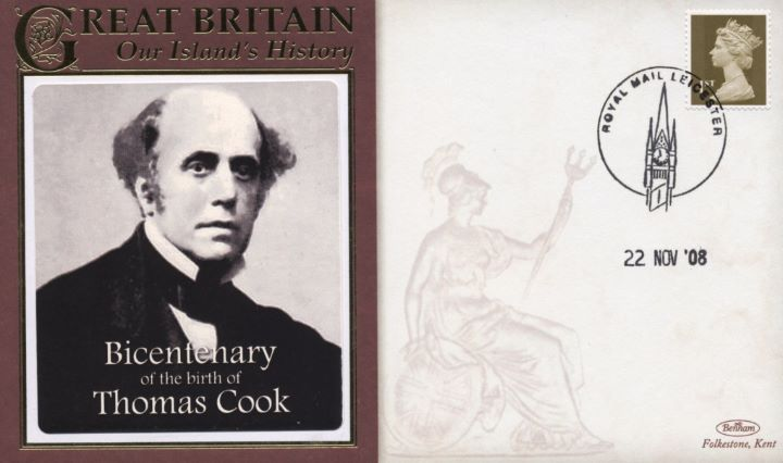 Bicentenary, Birth of Thomas Cook