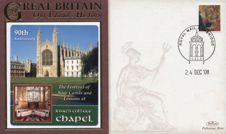 The Festival of Nine Carols and Lessons, Kings College Chapel