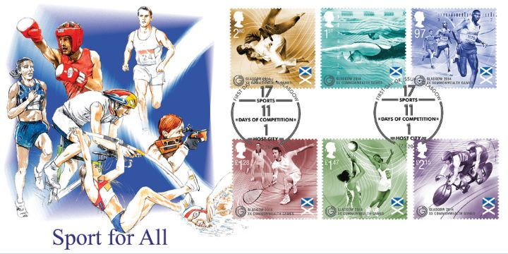 Commonwealth Games, Sport for All