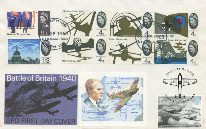 Battle of Britain: Miniature Sheet, 
