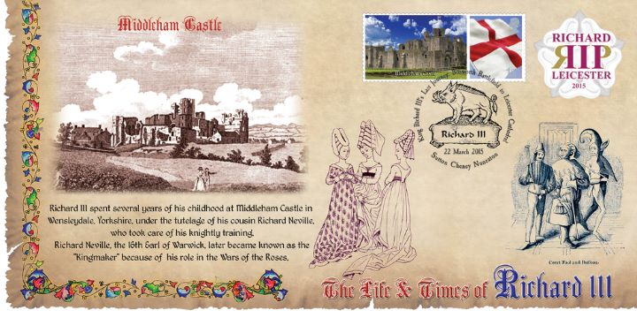 Life & Times of Richard III (2), Middleham Castle
