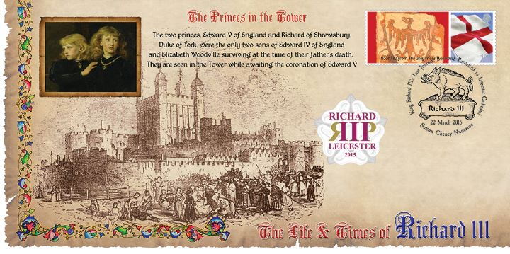 Life & Times of Richard III (7), Princes in the Tower