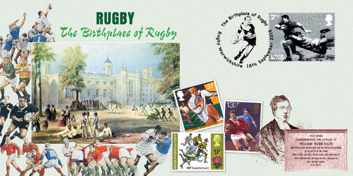 Rugby World Cup, The Birthplace of Rugby