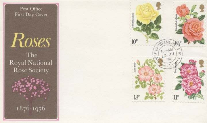 Roses 1976, Royal National Rose Soc.