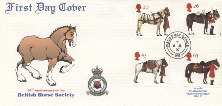 All the Queen's Horses, Horse