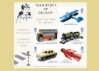 Transports of Delight: Miniature Sheet