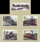 Classic Locomotives: Series No.3: Miniature Sheet