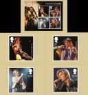 David Bowie: Miniature Sheet