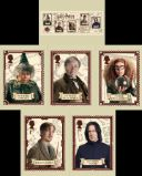 Harry Potter: Miniature Sheet