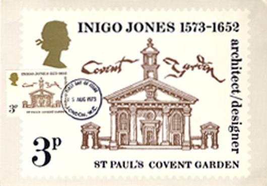Inigo Jones PHQ Card