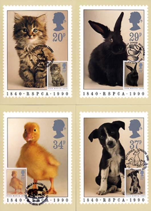 RSPCA PHQ Card