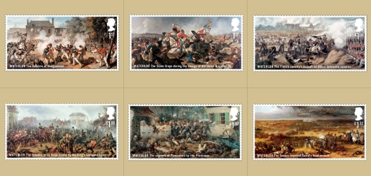 Battle of Waterloo PHQ Card