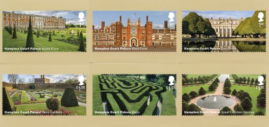 Hampton Court PHQ Card