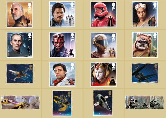 Star Wars PHQ Card