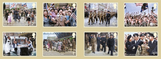 VE Day PHQ Card