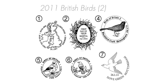 Birds of Britain