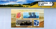 Celebrating Scotland: Miniature Sheet