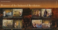 Pioneers of the Industrial Revolution
