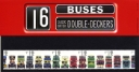 Double Decker Buses: Stamps