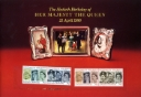 Queen's 60th Birthday [Souvenir Book]