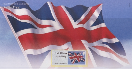 Union Flag Presentation Pack