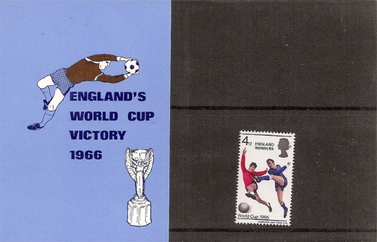 'England Winners' Presentation Pack
