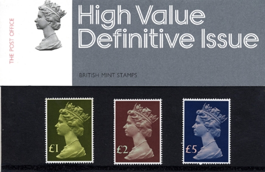 Machins: High Values Set Presentation Pack